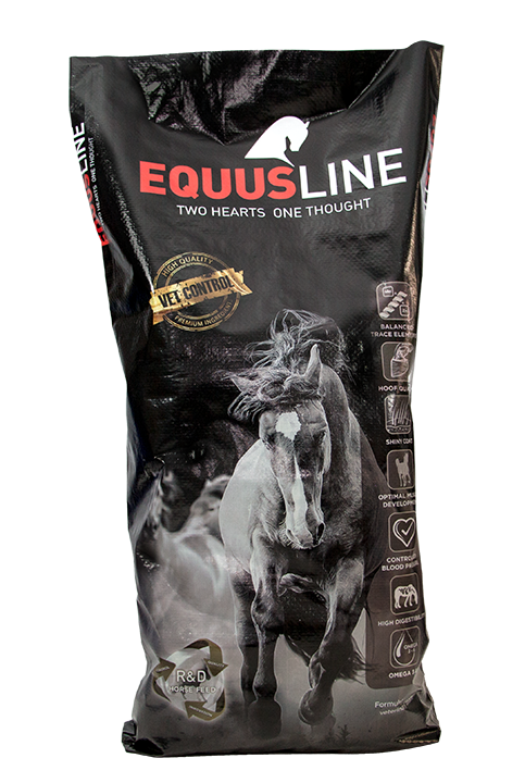 Equusline Colts Reinforced- תערובת סייחים
