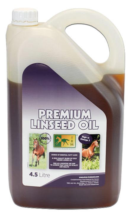 שמן פשתן 100% Premium Linseed Oil