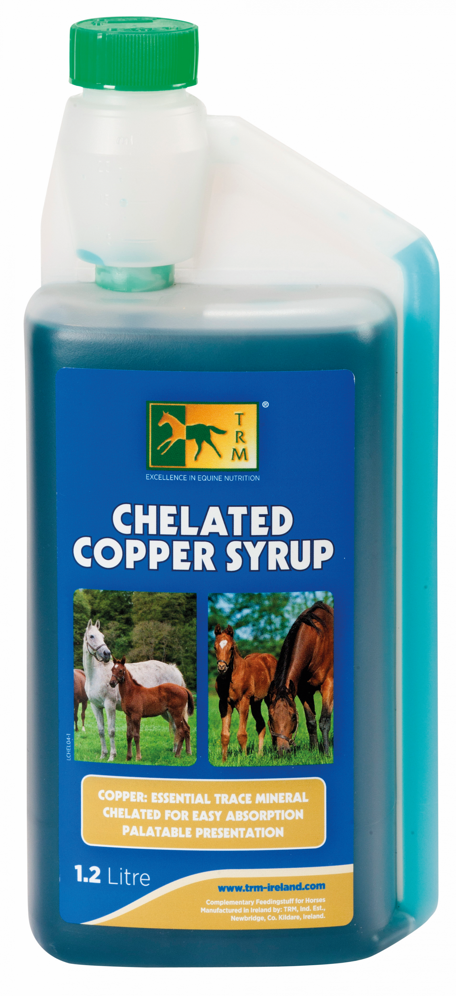 סירופ כלאט נחושת Chelated copper Syrup